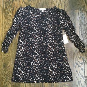NEW! Michael Kors Leopard Tunic [or, Mini Dress]